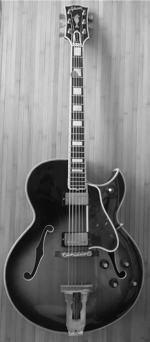 Gibson L-5 CES 1968